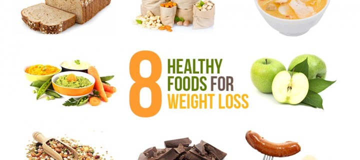 Top 8 Foods for Weight Loss
