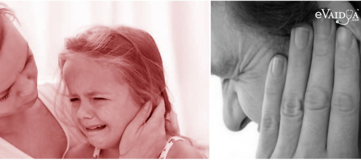 Do you recognize the Symptoms of Ear Infection?