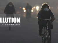 Air Pollution: It can lead to Cancer!