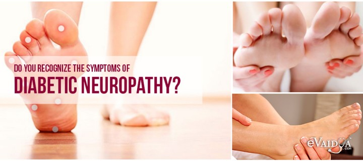 Do you recognize the Symptoms of Diabetic Neuropathy?