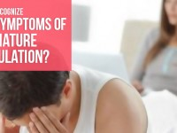 Do you recognize the Symptoms of Premature Ejaculation?