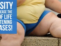 Obesity can Increase the Risk of Life threatening Diseases!