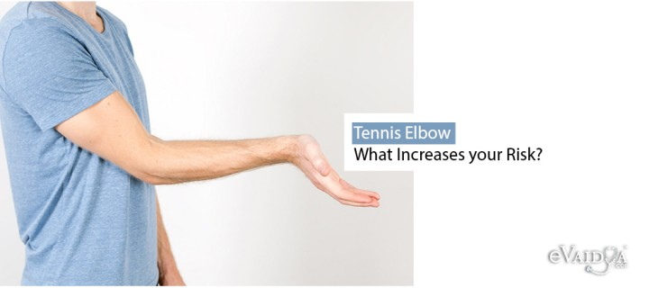 Tennis Elbow: What Increases your Risk?
