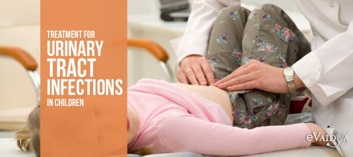 Treatment for Urinary Tract Infections in Children