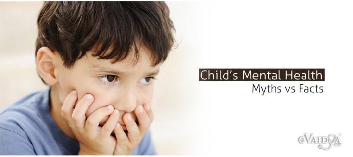 Child's Mental Health: Myths vs. Facts