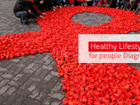 Healthy Lifestyle Measures for people Diagnosed with HIV
