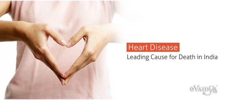 Heart Disease: Main Causes for Death in India