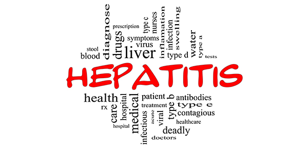 symptoms and the different types of hepatitis Hepatitis a is an infectious disease of the liver caused by the hepatitis a virus (hav) many cases have few or no symptoms, especially in the young [1] the time between infection and symptoms, in those who develop them, is between two and six weeks [2].